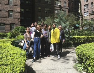 Bachelor of Arts in Urban Studies Students
